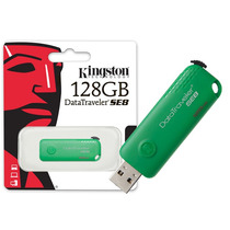 Pen Drive Usb 2.0 Kingston Dtse8/128gb Datatraveler Se8 128g