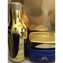 Kit 1 Banho De Ouro 300gr + 1 Shampoo 300 Ml Ouro Hobety