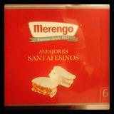 Alfajor Merengo Santafesino X 6u
