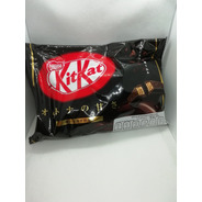 Paquete Kitkat Japones Chocolate Negro