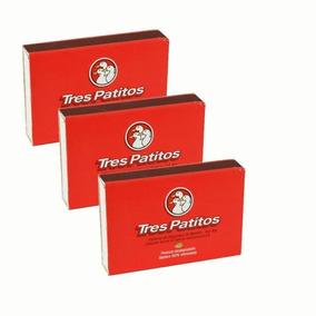 Fosforos 3 Patitos Caja Chica