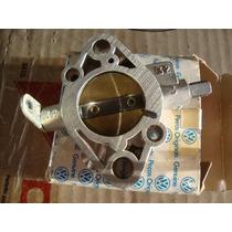 Base Carburador Ld Fusca Kombi 1.6 Álcool 81/91 Original Vw