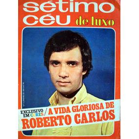 Revista Sétimo Céu A Vida De Roberto Carlos Fotonovela 1967