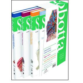 Sobotta: Atlas De Anatomia Humana - 3 Volumes