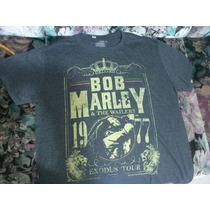 Playera Bob Marley Old Navi Talla Grande