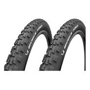 2x Pneus Aro 29 Michelin Force Access Line 2.25 Talão Rígido