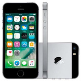 Iphone Se 32gb Cinza Espacial Apple - 4g, Tela 4.7