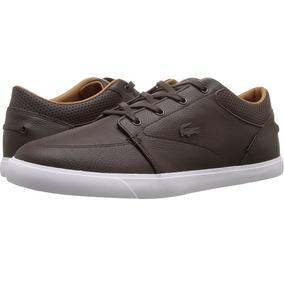 Sapato Lacoste Original Importado Em Couro Legítimo. Único!