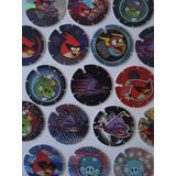 50 Tazos De Coleccion Angry Birds Envio Incluido