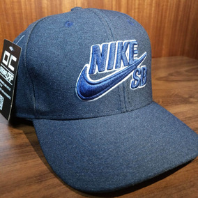 Bone Nike Aba Curva Azul - Acessórios da Moda no Mercado Livre Brasil 848258c195d