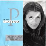 Cd Alejandra Guzman Serie Platino