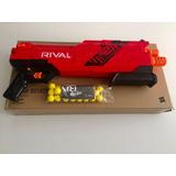 Pistola Nerf Rival Atlas Xvi1200 2 Rondas 24 Tiros Roja