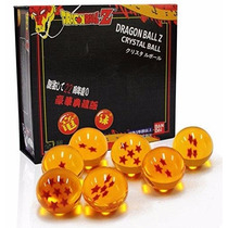 Esferas De Dragón Set De 7+caja 4.2cm Bandai Envío Gratis