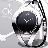 Reloj Calvin Klein Swiss Lady K1b23102 Acero Nuevos Gtia Of