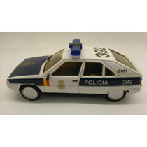 Auto 1:43 Citroën Bx Jet-car Scale Carr Milouhobbies Ac341