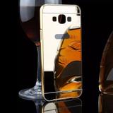 Bumper Espelhada Galaxy Gran Duos Prime G530 G531 + P/ Vidro
