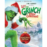 Blu-ray Dr Seuss How The Grinch Stole Christmas: Grinchmas I