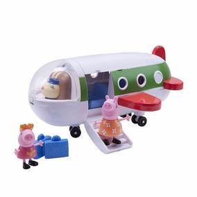 Peppa Pig Avion De Vacaciones Holiday Plan Frases Canciones
