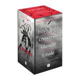Pack De E-books Originales Saga Hush, Hush Becca Fitzpatrick