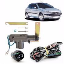 Peugeot 206 - Destrava Porta Malas Pelo Alarme Ou Botão