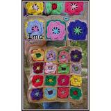 Cartera Crochet Artesanal Tejida