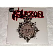 Saxon Strong Arm Of The Law Gatefold 2-lp White Vinyl