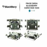 Pin Puerto De Carga Blackberry 9220 9320 Original