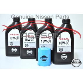 Kit Aceite 10w30 Tsuru 2017 Nissan Original