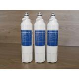 3 Filtros Lg Refrigerador Adq73613401 Lt800p / Lt800pc