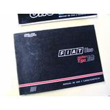 Manual De Guantera Usuario Fiat Uno Motor Tipo Scv 1.6