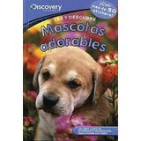 Libro Discovery Channel Lee Y Descubre: Mascotas Adorables