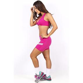 Conjunto Feminino Fitness Academia Malhação