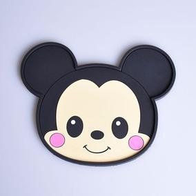 Porta Copo Mickey Mouse Club Disney Flexivel Omelete Box