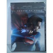 Superman El Hombre De Acero Dvd