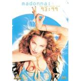 Madonna Video Collection 93-99 Dvd Nuevo Original