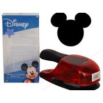 Scrapbook Perforadora Papel Mickey Mouse Ponchadora Punch