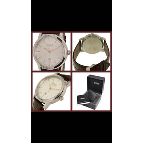 1d8a5680b150 Relojes Blancos Hombre De Pulsera - Reloj Hugo Boss en Mercado Libre ...