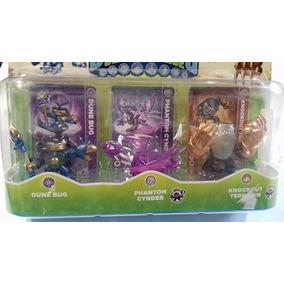 Figuras Skylanders Swap Force 3 Figuras ( Videogames Jdc)