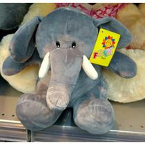 Elefante De Pelúcia Fofy Toys Fofinho Promoção