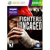 Fighthers Uncaged Kinect Xbox 360