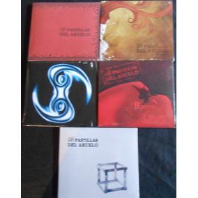 Lote 5 Cd Pastillas Del Abuelo - Discografia Nuevos