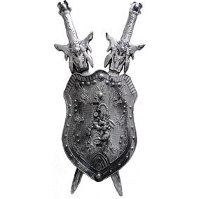 Escudo Y Espadas, Juguete Empire Warrior, Guerrero Imperial