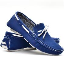 Sapato Masculino Drive Dockside Mocassim Luxo Lançamento