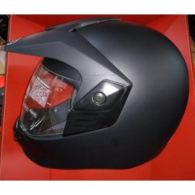 Casco Enduro - Bieffe Sport Classis Negro Mate - Motox Lanus
