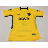 Nueva Lanzamiento Camiseta Boca Amarilla Niños Benedetto
