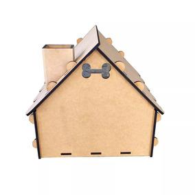 Casa Pra Cachorro Cama Caes