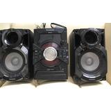 Equipo De Sonido Panasonic Sa-akx18 Usado