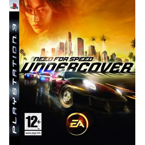 Need For Speed Undercover Ps3 Fisico, Impecable