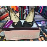 Zapatos De Dama Marca Chavely Talla 36 .precio De Ocasión