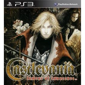 Castlevania: Lament Of Innocence Ps3 (3gb) Licencia Digital